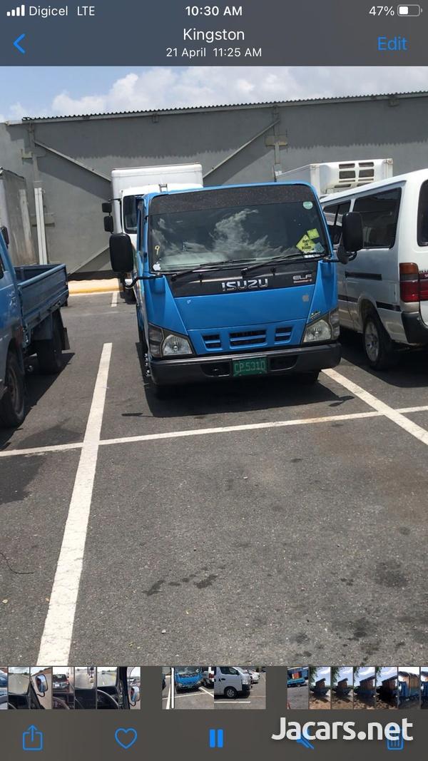 Isuzu Dump Truck-2