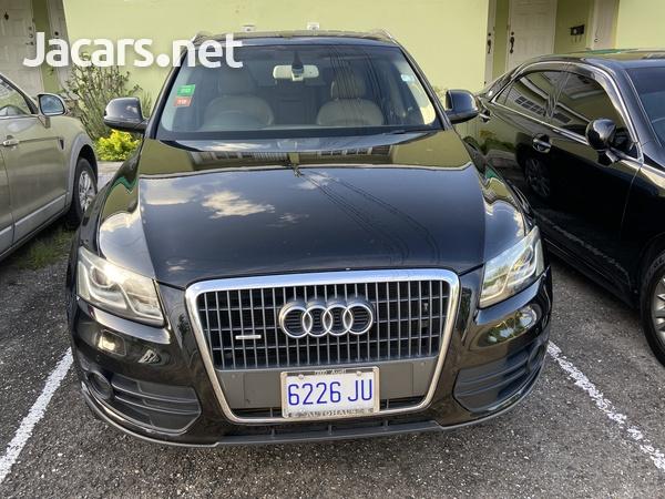 Audi Q5 3,0L 2012-5
