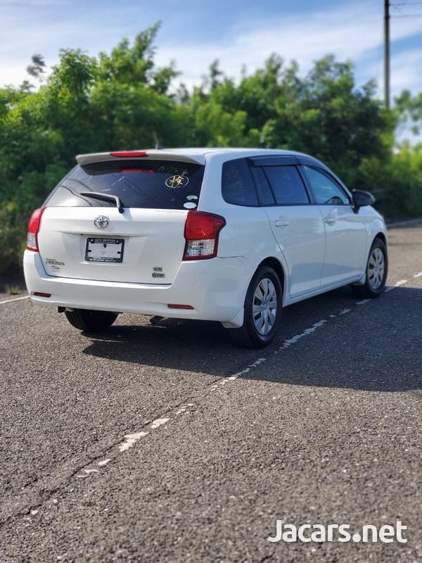 Toyota Fielder 1,5L 2012-14