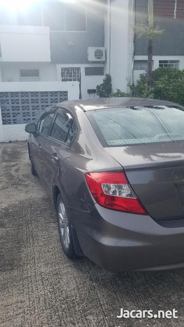 Honda Civic 2,0L 2012-2