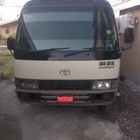 Toyota Coaster Bus 2000