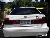 Toyota Sprinter 1,6L 1996
