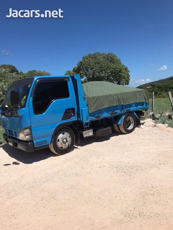 Isuzu Dump Truck-4