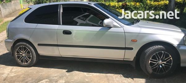 Honda Civic 1,4L 1998-1
