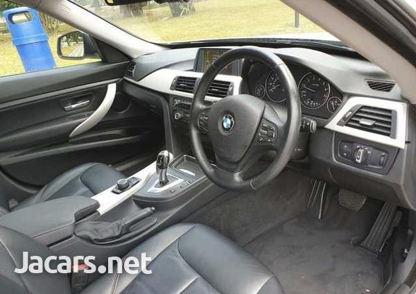 BMW 3-Series 2,0L 2014-2