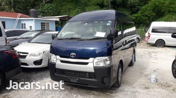 Toyota Hiace 2,7L 2014-1