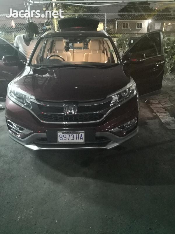 Honda CR-V 2,4L 2017-1