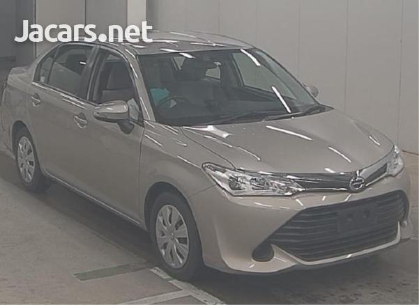 Toyota Axio 1,4L 2016-1