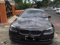BMW 5-Series 3,0L 2012
