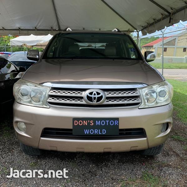 Toyota Fortuner 2,7L 2011-2