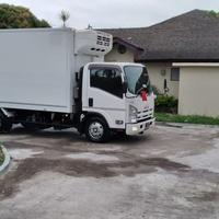 2013 Isuzu Elf Freezer Truck