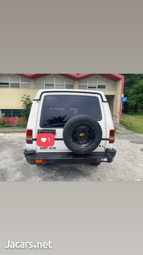 Land Rover Discovery TD5 2,0L 1996-5
