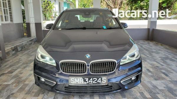 BMW 2-Series 1,5L 2015-1