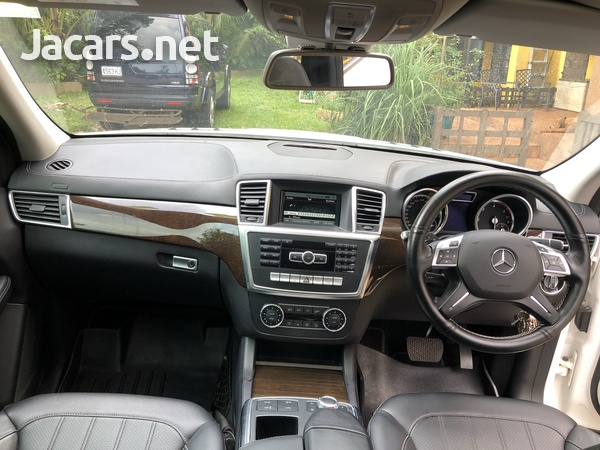 Mercedes-Benz GLS-Class 3,0L 2016-10