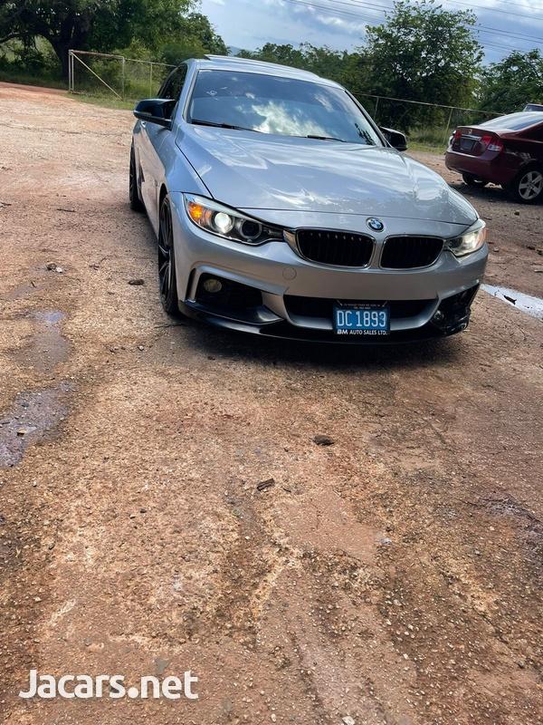 BMW 4-Series 2,5L 2014-12