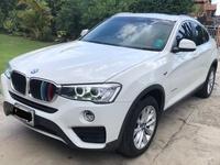 BMW X4 2,0L 2017