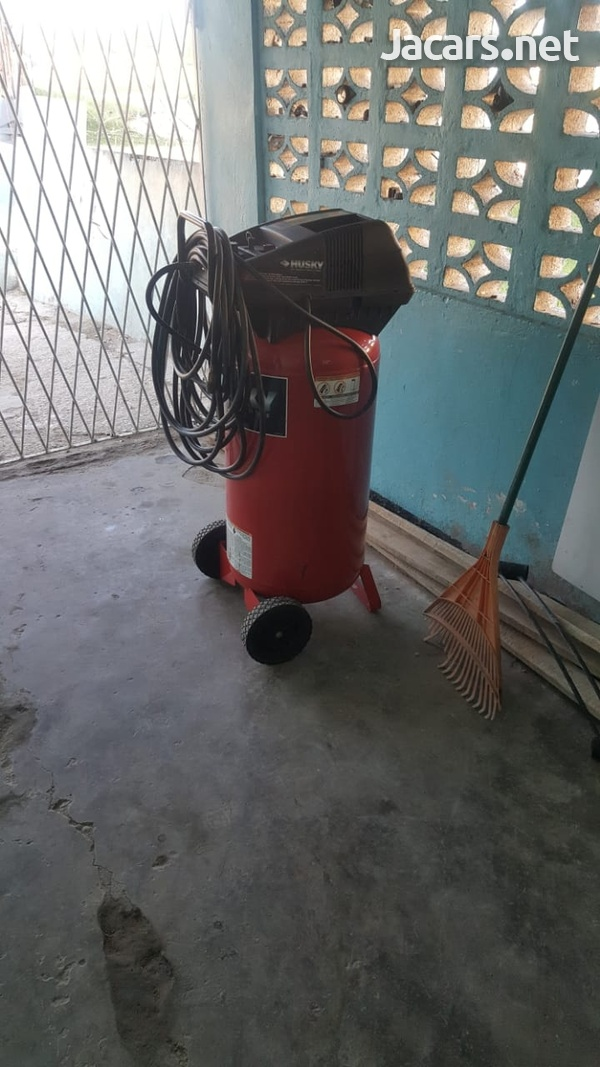 26 gallon Air Compressor-4