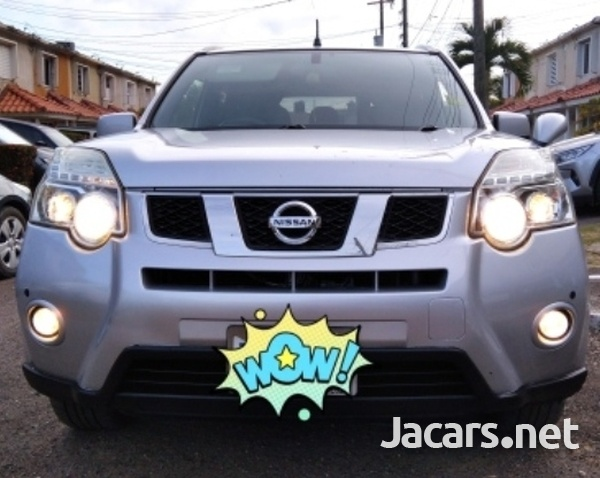 Nissan X-Trail 1,8L 2012-3