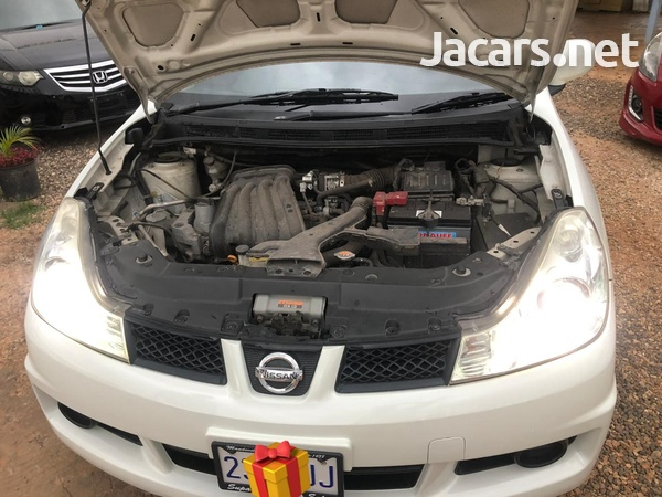 Nissan Wingroad 1,5L 2014-8