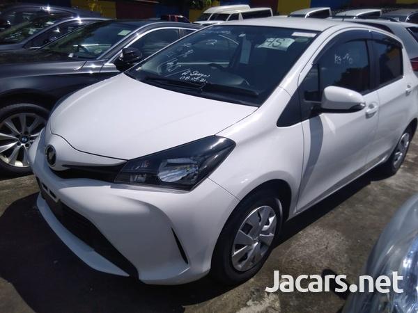 Toyota Vitz 1,5L 2016-3