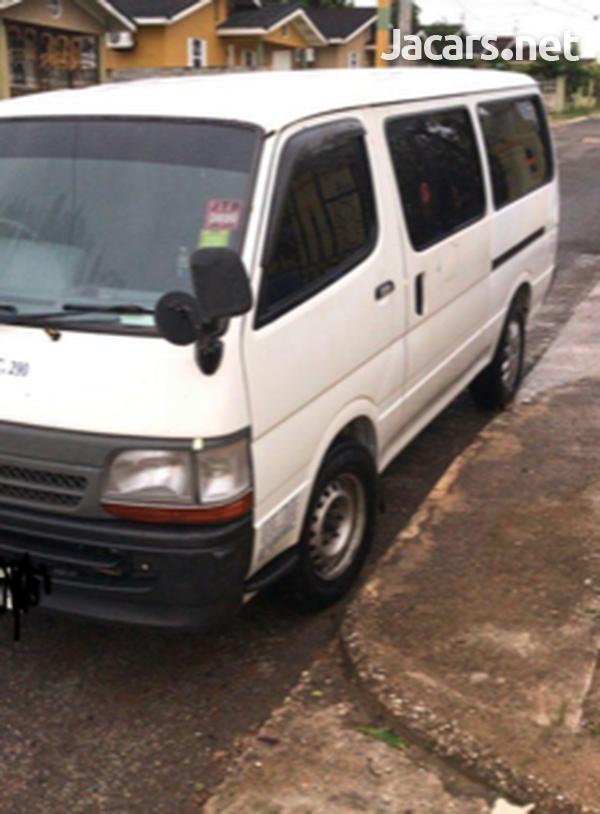 Toyota Hiace Mini Bus-3