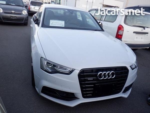 Audi A5 2,0L 2015-7