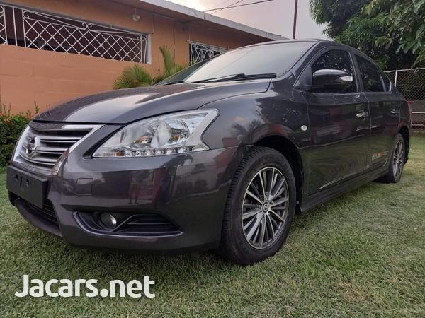 Nissan Sylphy 1,7L 2015-5