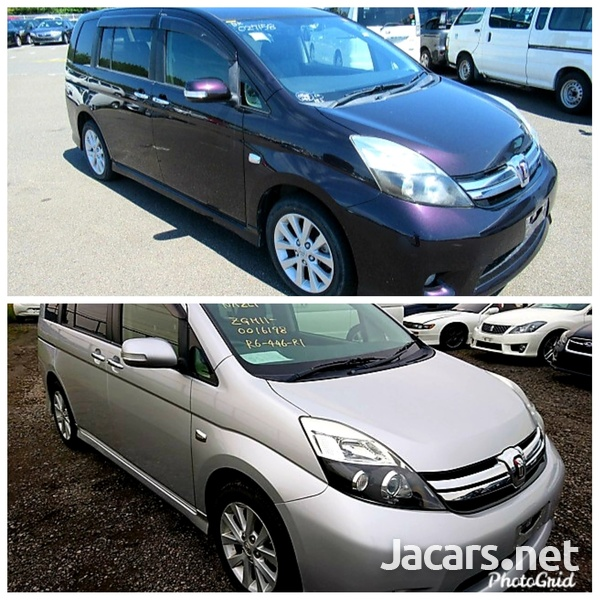 Toyota Isis 2,0L 2012-1