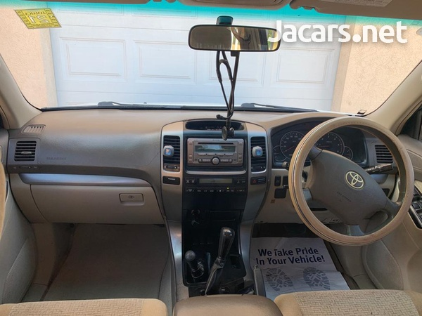 Toyota Prado 2,7L 2009-5