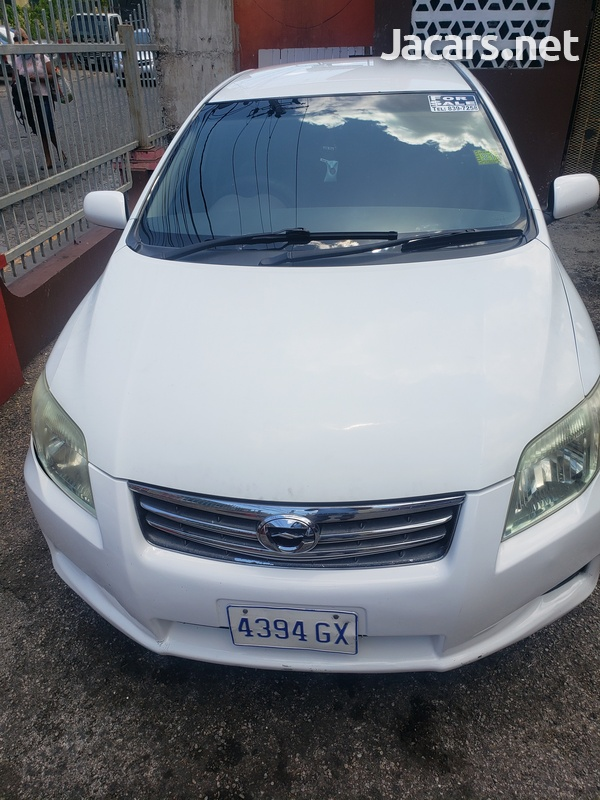 Toyota Axio 1,5L 2012-12