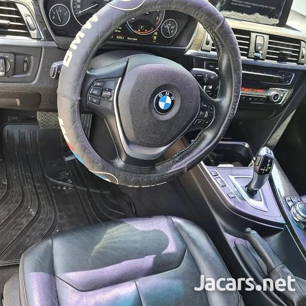 BMW 3-Series 2,1L 2014-5