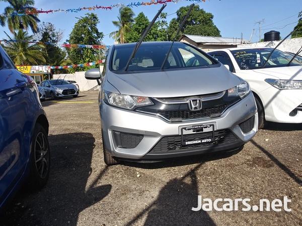 Honda Fit 1,5L 2015-11