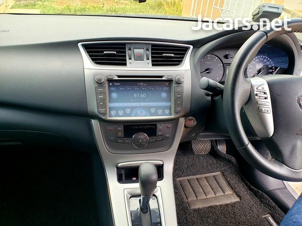 Nissan Sylphy 1,6L 2014-8