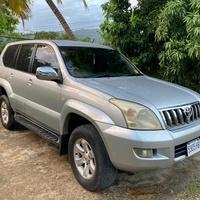 Toyota Prado 2,5L 2005