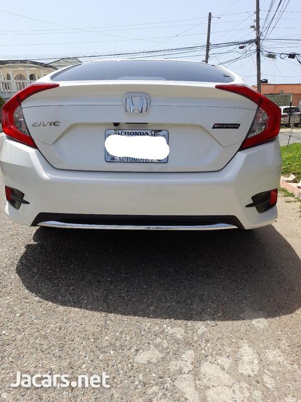Honda Civic 1,6L 2020-4