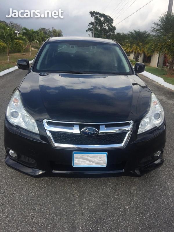 Subaru Legacy 2,0L 2012-8