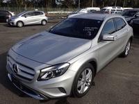 Mercedes-Benz GLA-Class 1,6L 2015