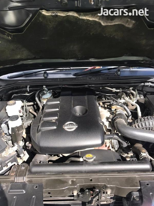 Nissan Navara 2,5L 2012-2