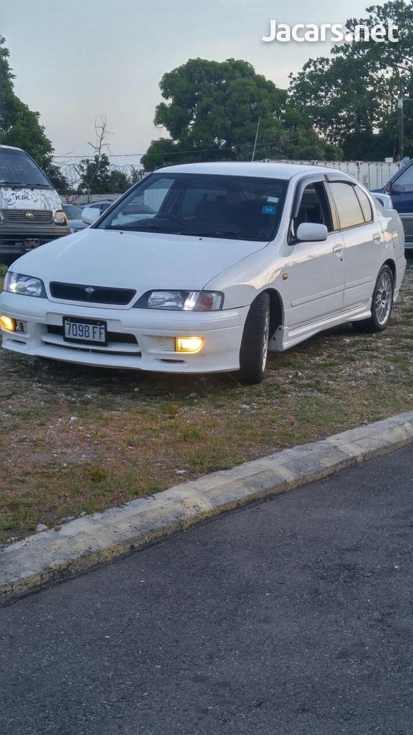Nissan Primera 2,0L 1997-1