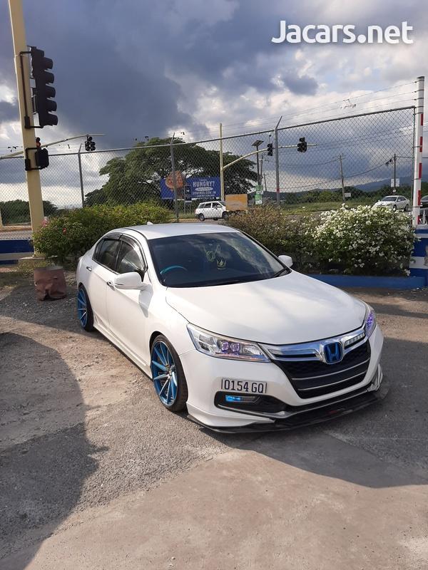 Honda Accord 2,0L 2014-1
