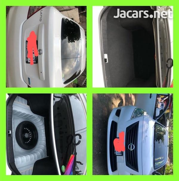 Nissan Latio 1,1L 2015-1