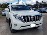 Toyota Prado 2,8L 2014