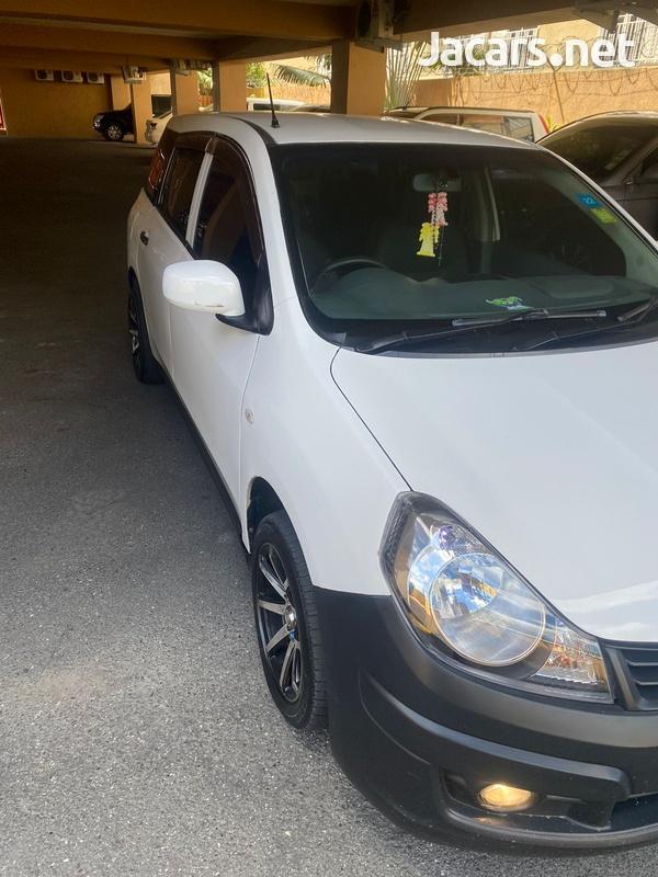 Nissan AD Wagon 1,3L 2012-4