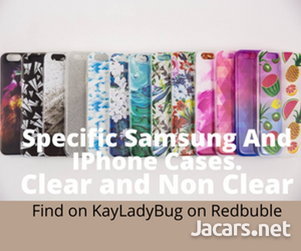Samsung and IPhone Covers