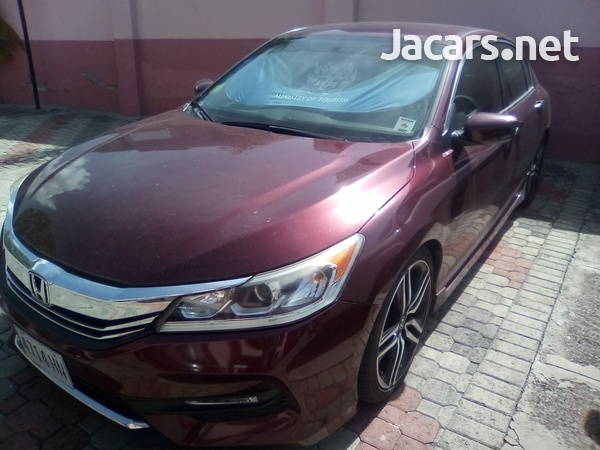 Honda Accord 2,5L 2016-1