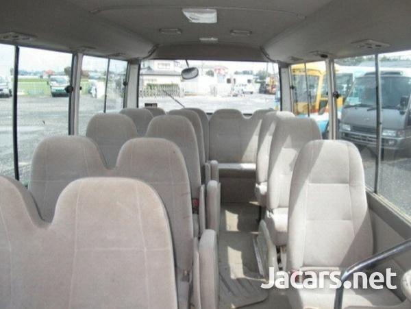 2008 Toyota Coaster Bus-5