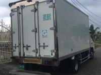 Isuzu Box Body Truck 4,8L 2006