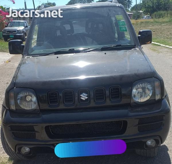 Suzuki Jimny 1,5L 2010-3