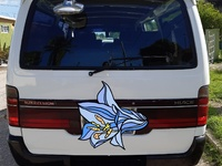 Toyota Van 1,2L 2000