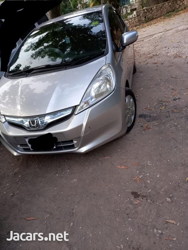 Honda Fit 1,3L 2013-5